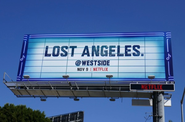 Westside series premiere billboard