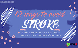 "12 ways to avoid A ""STROKE"""