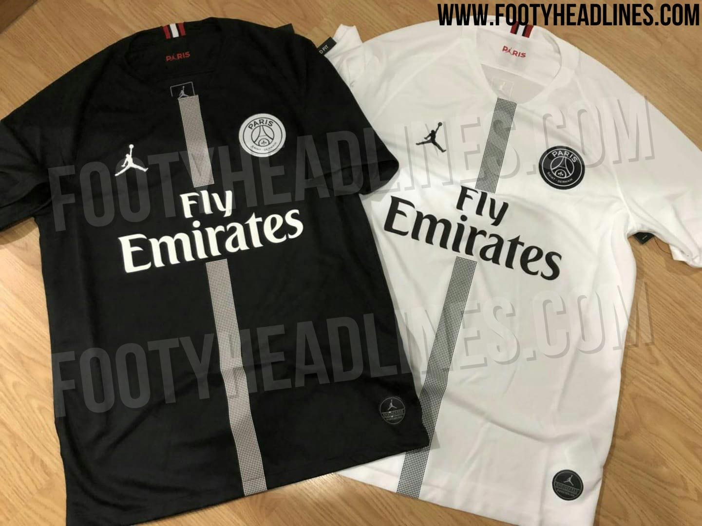 4fc96fe3aa2 Update  5  We were sent a lot of new pictures of the Nike x Jordan x PSG  kits