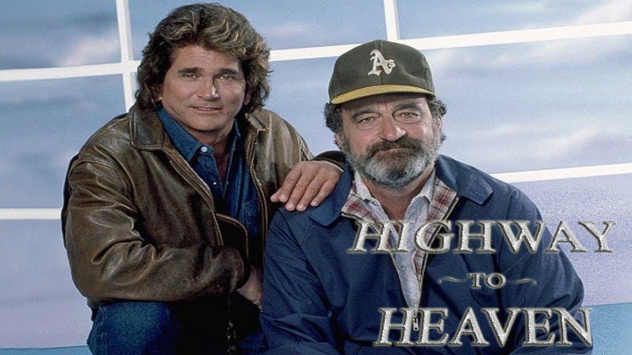 Falando em Série: O HOMEM QUE VEIO DO CÉU (Highway to Heaven) 1984