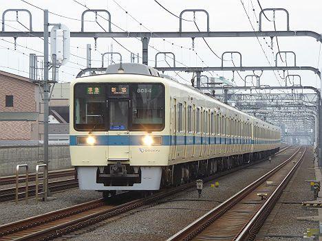【実は存続!?】小田急電鉄 準急 新宿行き4 8000形
