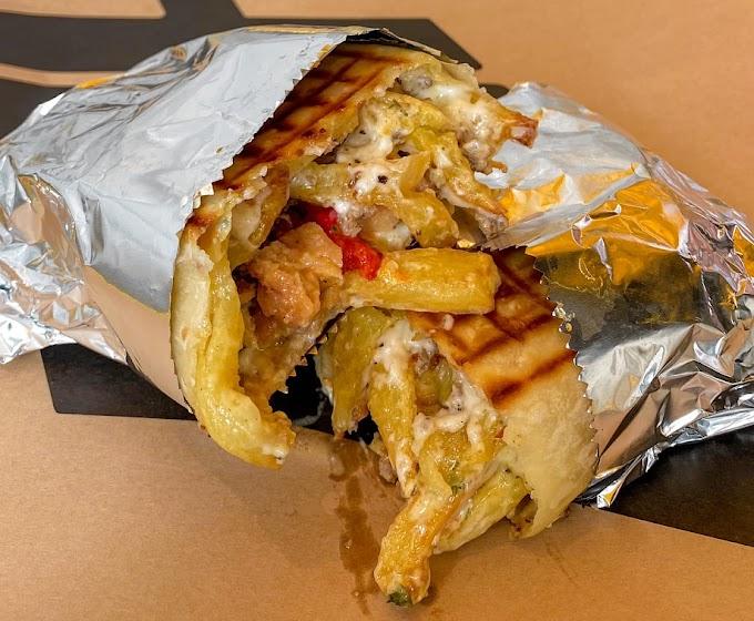 Quán bánh Tacos Pháp - Hey Pelo - 164 Từ Hoa, Tây Hồ