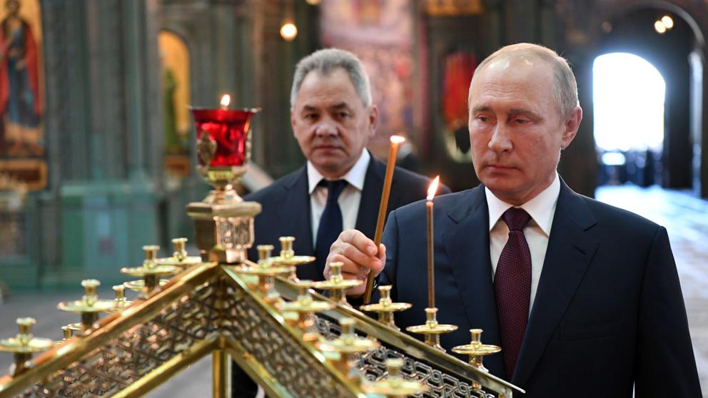 Russia Prepares For An Aseptic Victory Parade, Still Attentive To The Coronavirus