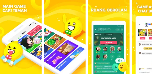Cara Mendapatkan Pulsa Gratis Terbaru dari Aplikasi Hago Android