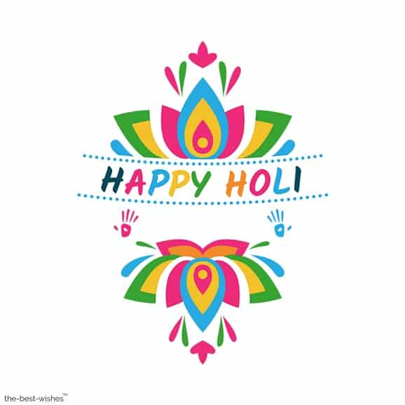 holi wishes to son