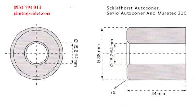 Schlafhorst Autoconer, Savio Autoconer And Muratec 21C