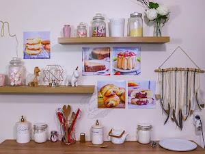 Idée déco de cuisine : le cadre photo personnalisé Flexilivre