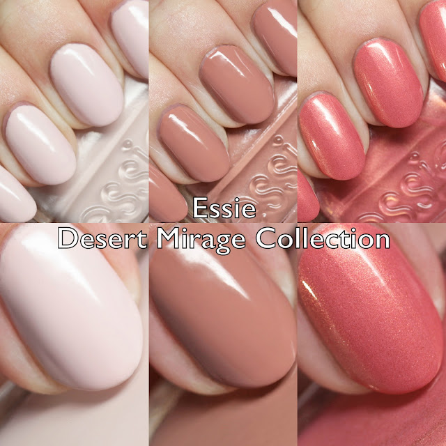 Essie Desert Mirage Collection