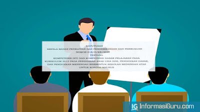 KI dan KD kurikulum 2013 TK/Paud, Dikdas, dan Dikmen untuk Kondisi Khusus Sesuai Keputusan Balitbang dan Perbukuan Kemendikbud Nomor 018/H/KR/20208/H/KR/2020