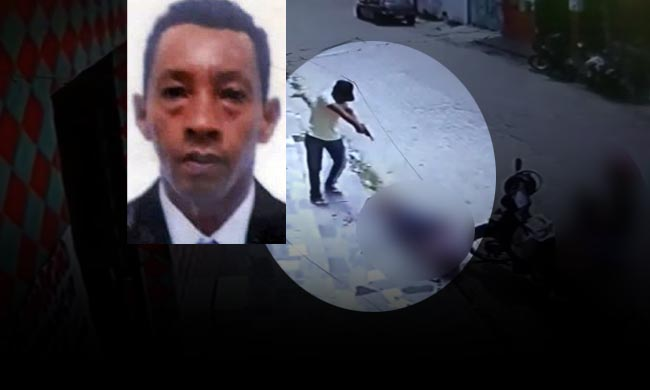 VÍDEO | Polícia sem pistas de matador de açougueiro; imagens fortes (não recomendado a pessoas sensíveis)