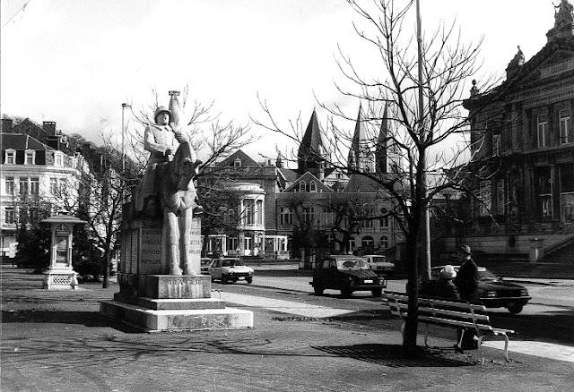Центр города Спа - Alexander Buschorn (общественное достояние)