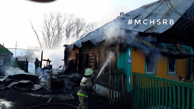 В Стерлибашевском районе три женщины погибли во время пожара
