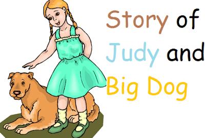 contoh teks narrative pnedek tentang judy ingin membeli anjing