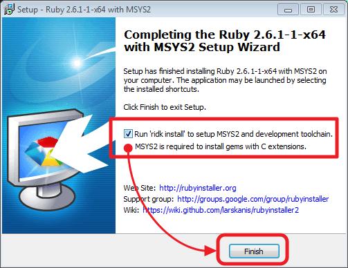 Cara download & install Ruby - Koleksi Catatan Tutorial Komputer