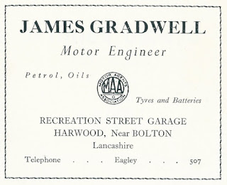 James Gradwell Motor Engineer, Harwood
