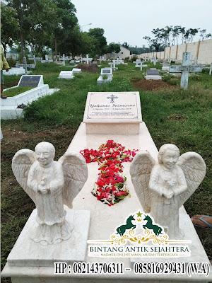 Model Kuburan Kristen Modern