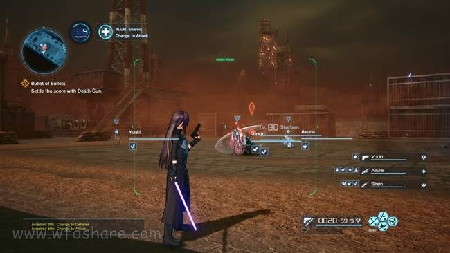 Sword Art Online Fatal Bullet Free Full Version