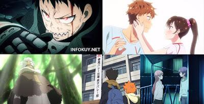 Rekomendasi Anime Shounen 2020 Terbaik