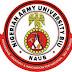 Nigerian Army University Biu 2019/2020 (NAUB) Admission List