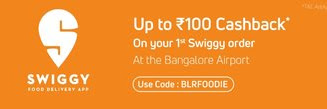 Swiggy Offer - Get Upto Rs.100 Cashback On Bill Payment Using PhonePe