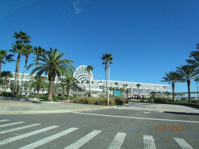Centro de Convenções em Orlando