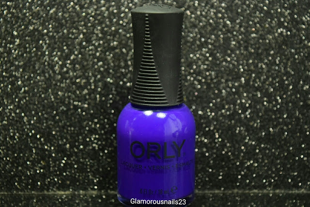 "Orly Adrenaline Rush Collection ""On The Edge"""