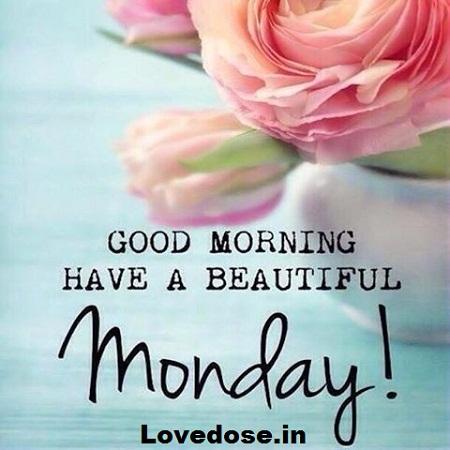 Good Morning Happy Monday Wishes