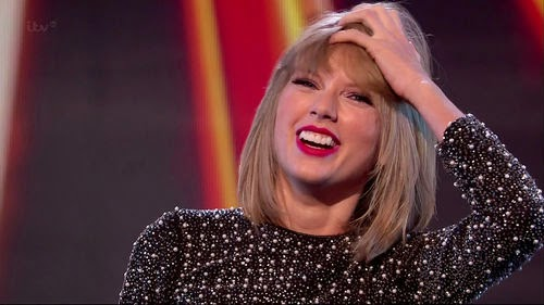 Taylor Swift admits: Of course I drink!