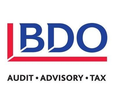 BDO Graphic Design and Business Development Internship 2020