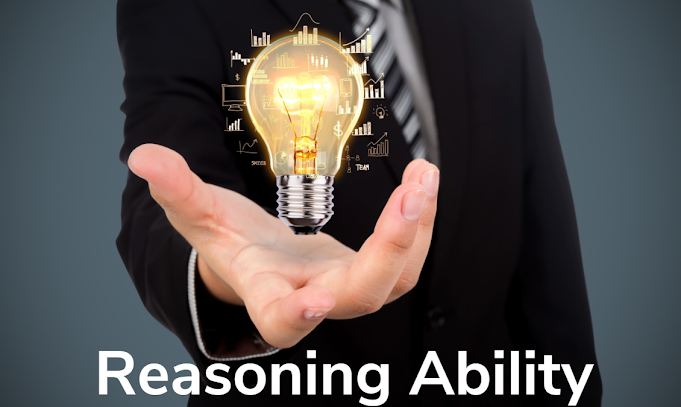 Reasoning ability Online Mock Test Questions
