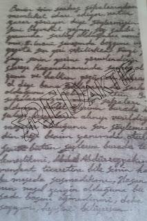 Atatürkün bu mektubu doğru mu? - Cevat Kulaksız