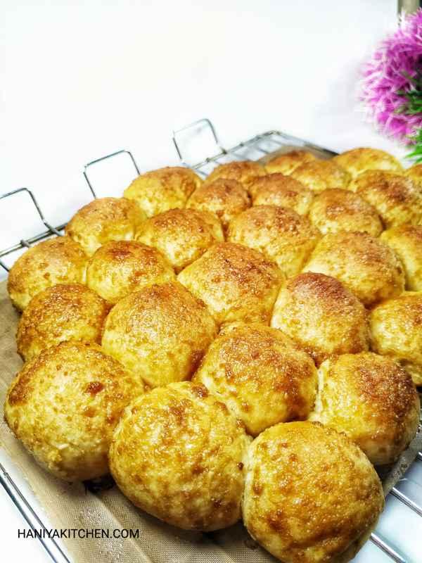 Resep Viral Palm Sugar Bubble Bread Tanpa Ulen dan Tanpa Telur
