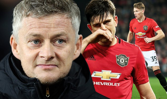 """Maguire Is A Warrior, Injury Minor Thing"" - Man United Coach Solksjaer"