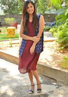 Anasuya Photo Stills at Sachindi Ra Gorre Press Meet TollywoodBlog