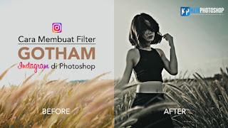 filter gotham instagram