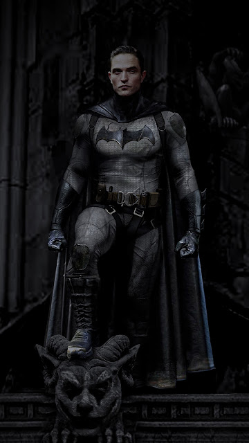 Batman Robert Pattinson phone wallpaper in 1080 x 1920 pixels