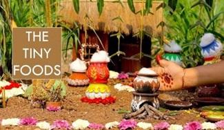Sweet Pongal Recipe | Sakkarai Pongal In Tamil | EP11 | The Tiny Foods
