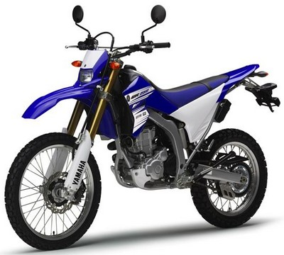 Review Yamaha WR250R