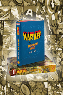 Marvel: The Golden Age 1939 – 1949 - Cover