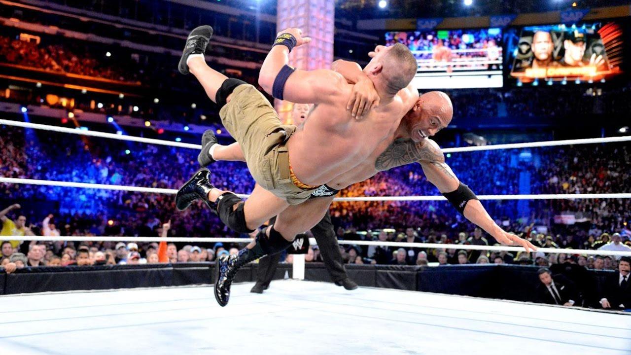 Eyes On Wrestlemania: Ranking John Cena's Wrestlemania
