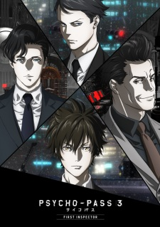 Psycho-Pass 3: First Inspector Opening/Ending Mp3 [Complete]