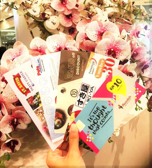 7.7 Irresistible Deals WCT Malls Paradigm Mall Petaling Jaya