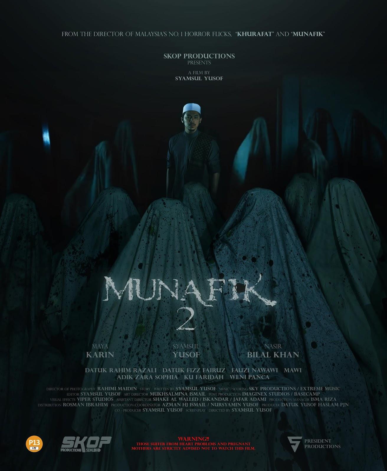 Munafik 1 Full Movie : munafik, movie, BECOME, POWERFUL, VICTORY:, FAVORITE, MOVIE