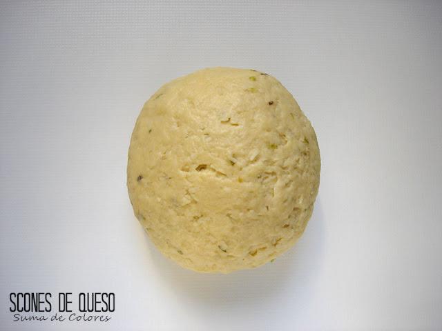 Scones-queso-Masa