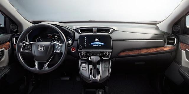 Spesifikasi Honda CR-V 2017 Indonesia