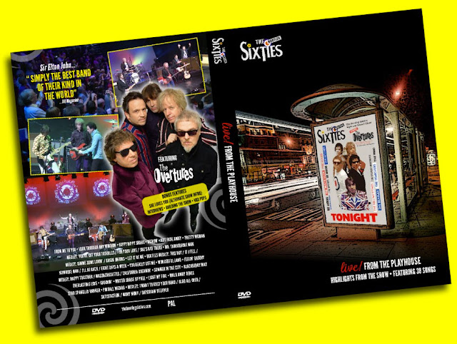 New Bootleg Sixties DVD out now!
