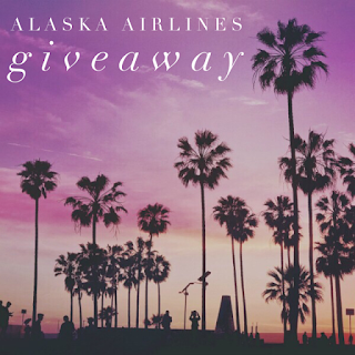 Enter the Alaska Airlines Giveaway. Ends 9/12