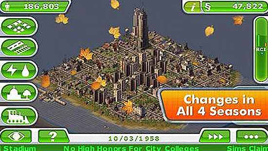 SimCity Deluxe Mod Apk Free Download