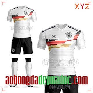 Tuyển Tập Áo Bóng Đá Đội Tuyển Đức 2020
