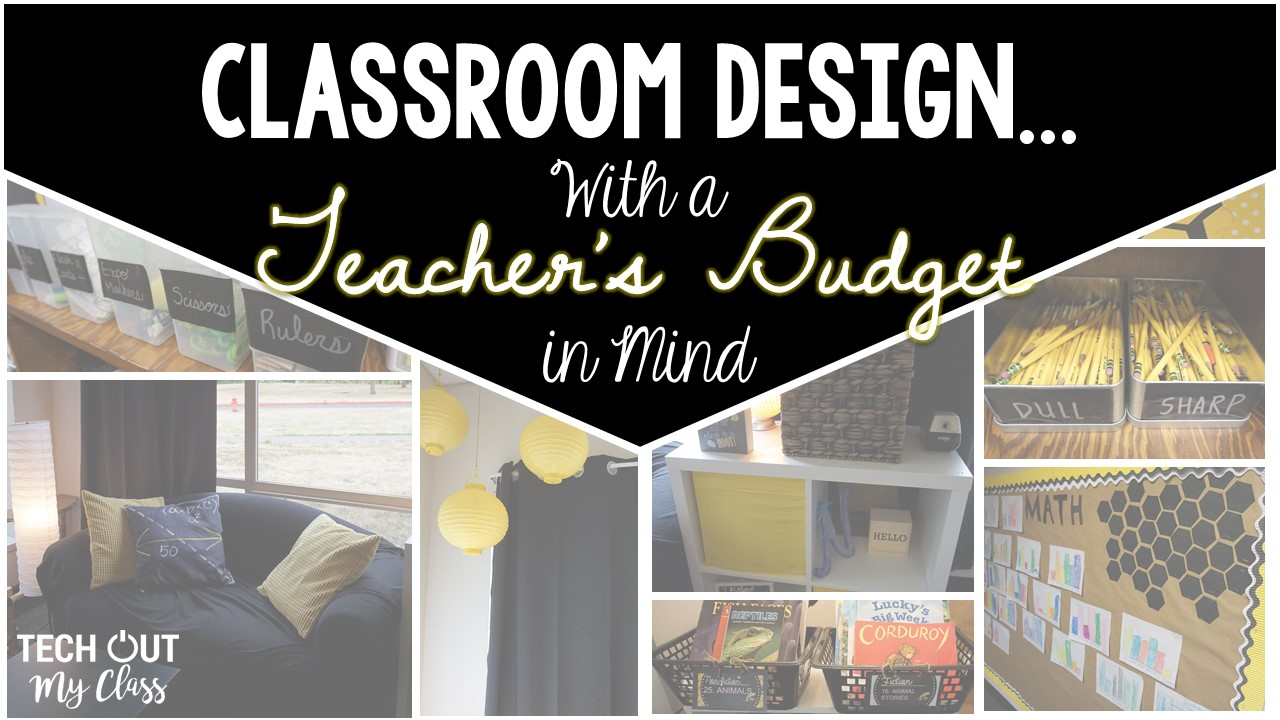 Classroom Design With Technology In Mind ~ Tech out my class